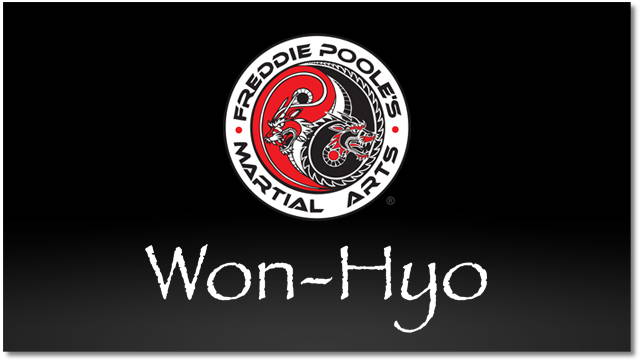 Won-Hyo Video | Forms | Martial Arts