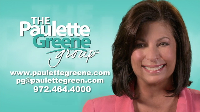Realtor Paulette Greene Group in Dallas, TX