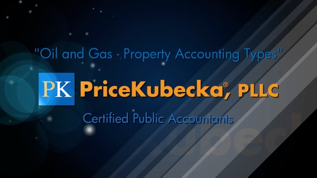 Property Accounting Types: Oil and Gas