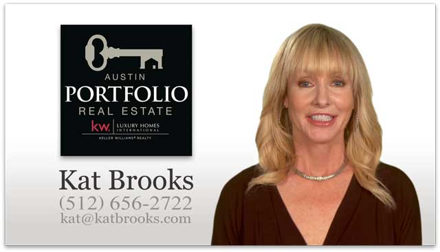Luxury Homes Specialist Kat Brooks