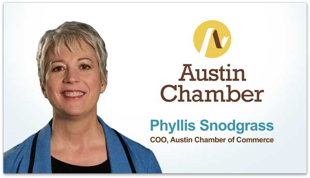 Austin Chamber of Commerce New Member Orientation