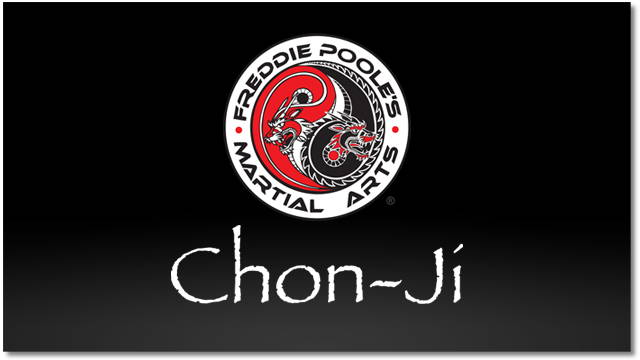 Chon-Ji Video | Forms | Freddie Poole Martial Arts