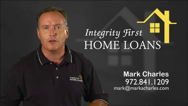 Mark Charles at Integrity First Home Loans