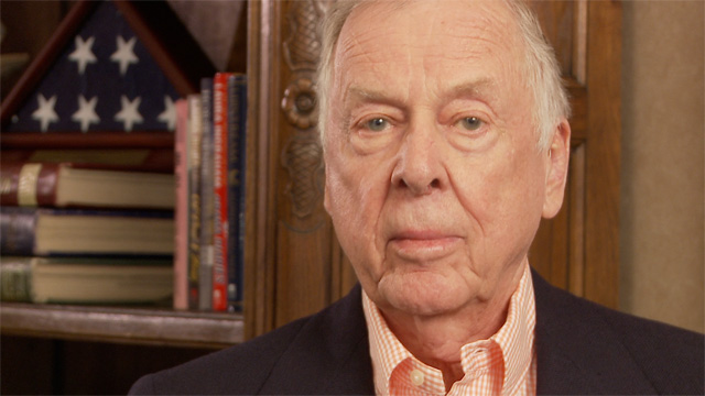 T. Boone Pickens statement on Sports Illustrated article
