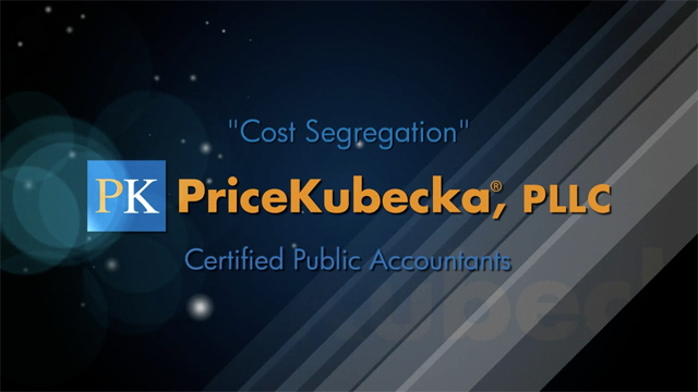 Cost Segregation Savings by Accelerating Depreciation