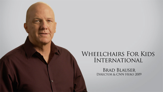 Wheelchairs for Kids International Video